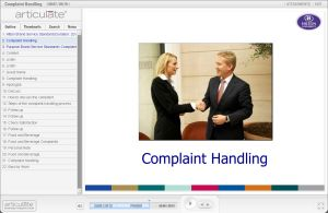 Complaint Handling E-learning course