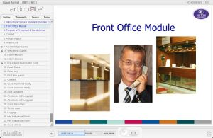 Front Office E-learning Modules