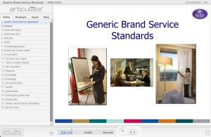 Generic Brand Service Standards E-learning course