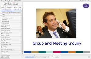 Group and Meeting Inquiry E-learning course