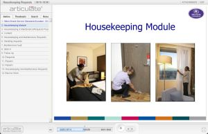 Housekeeping E-learning Modules
