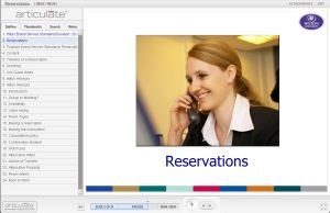 Reservations Standards E-learning