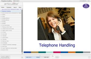 Telephone Handling Service Standards E-learning